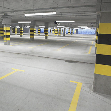 Centrum Sportowo-Rehabilitacyjne, Parking