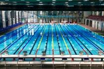 Zdjęcie przedstawiające basen olimpijski, widok nr 1