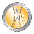 Logotyp Centrum Sportowo-Rehabilitacyjnego kierujący do strony głównej