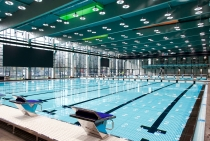 Zdjęcie przedstawiające basen olimpijski, widok nr 2